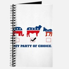 Brahman Party of Choice Journal