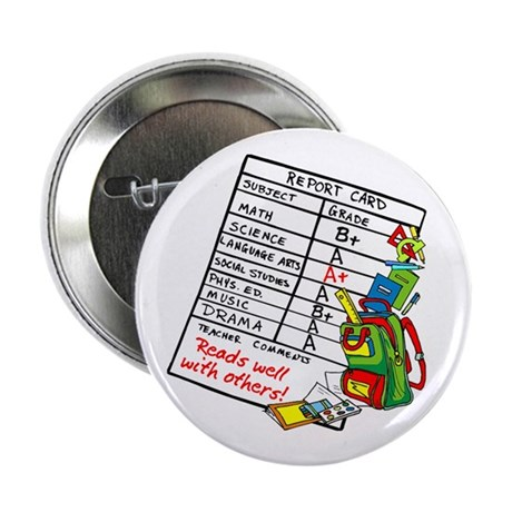 """Reads Well with Others! 2.25"""" Button (10 pack)"""