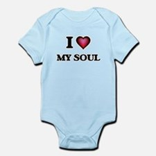I love My Soul Body Suit