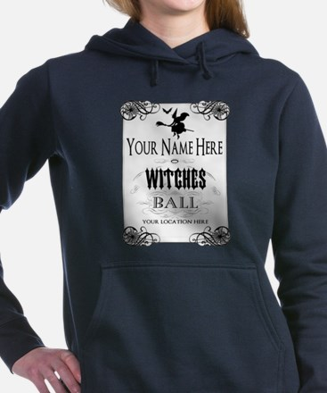 Witches Ball Women's Hooded Sweatshirt