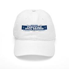 PERUVIAN INCA ORCHID Baseball Cap