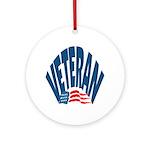 Veteran Keepsake (Round)