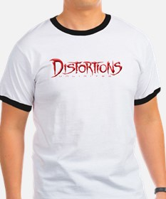 Distortions Unlimited Logo T-Shirt