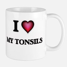 I love My Tonsils Mugs