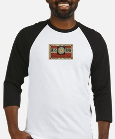 Big Ben Matchbox Label Baseball Jersey