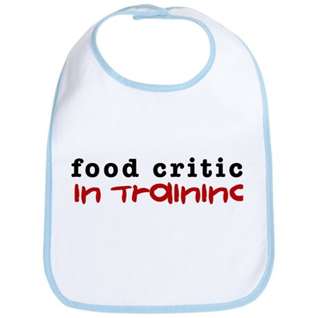 Food Critic Bib
