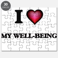 I love My Well-Being Puzzle