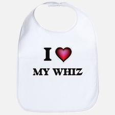 I love My Whiz Bib