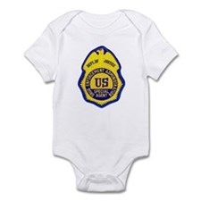 DEA Special Agent Infant Bodysuit