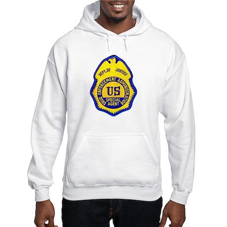 DEA Special Agent Hooded Sweatshirt