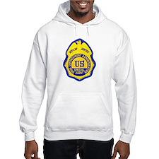 DEA Special Agent Hoodie Sweatshirt