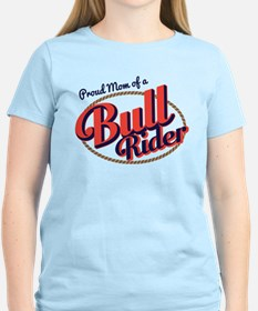 Proud Mom of a Bull Rider T-Shirt