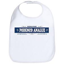 PODENCO ANALUZ Bib