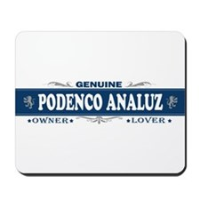 PODENCO ANALUZ Mousepad