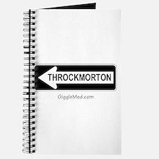 Throckmorton Sign Journal