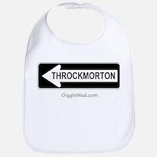 Throckmorton Sign Bib
