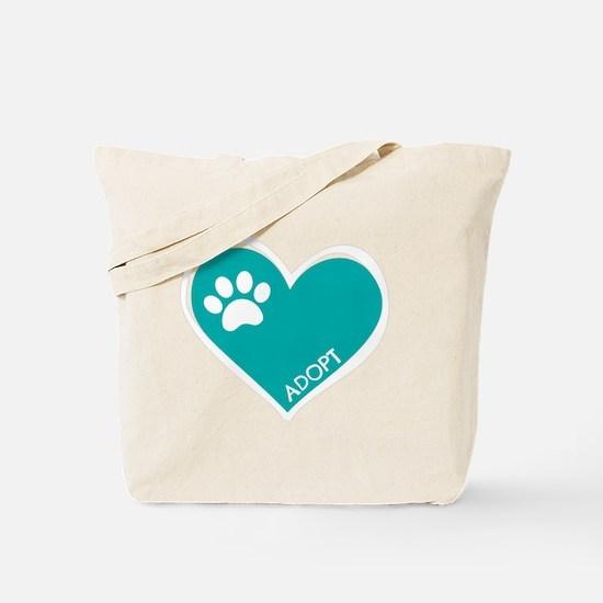 Cool Alaska dog and cat rescue Tote Bag