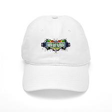 North East Flatbush (White) Baseball Cap
