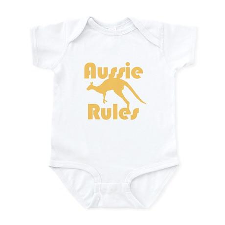 Aussie Rules Infant Bodysuit