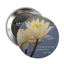 """Lily<br> 2.25"""" Button"""