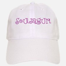 SoulJa Gurl - Pink Baseball Baseball Cap