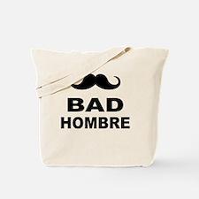 Cute Mustache Tote Bag