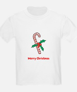 Candy Cane Personalized T-Shirt