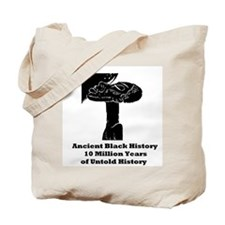 Ancient Black History Tote Bag