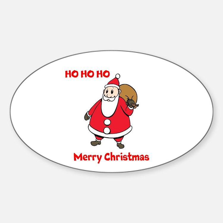 Santa Decal