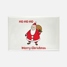 Santa Magnets
