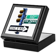 Tito Puente's Way Keepsake Box