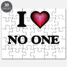 I Love No One Puzzle