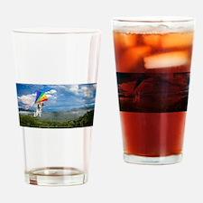 Flying Ranger Drinking Glass