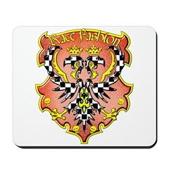Eagle Orange Mousepad