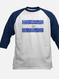 Textual El Salvador Tee
