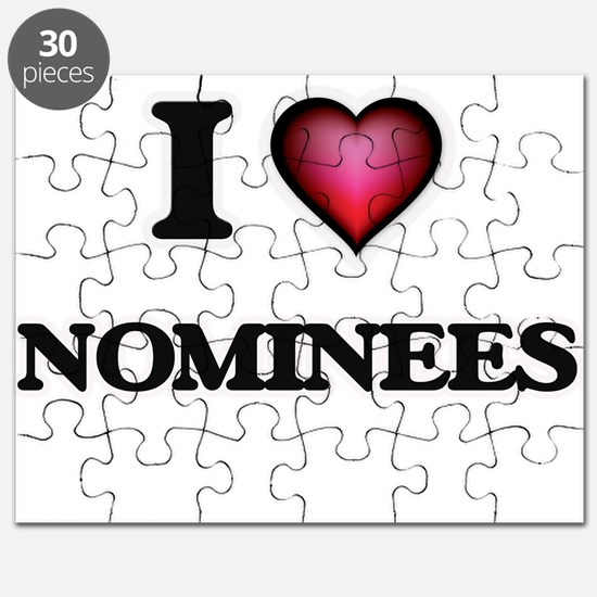 I Love Nominees Puzzle