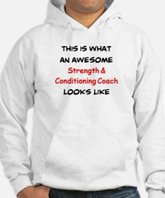 awesome strength & conditioning Hoodie