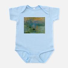 Impression Sunrise_Claude_Monet Body Suit