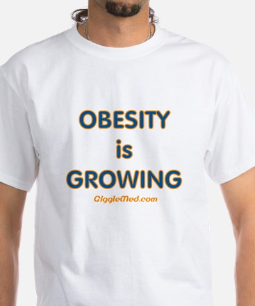Obesity is Growing Shirt