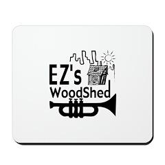 EZ's Woodshed Mousepad