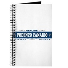 PODENCO CANARIO Journal