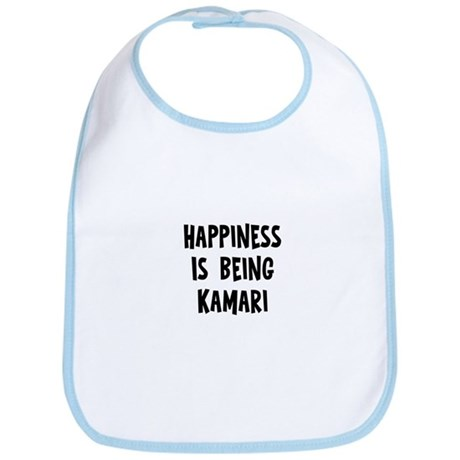 Happiness is being Kamari Bib