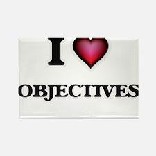I Love Objectives Magnets