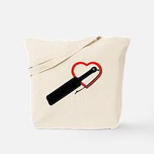 Love paddles Tote Bag