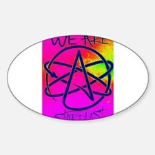 We Are Stardust Decal