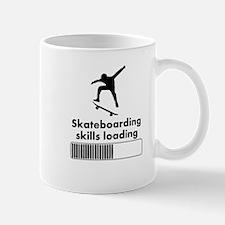 Skateboarding Skills Loading Mugs