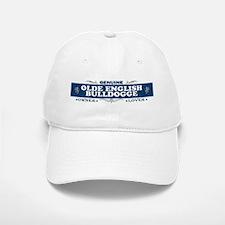 OLDE ENGLISH BULLDOGGE Baseball Baseball Cap