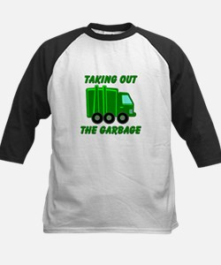 Taking out the Garbage Baseball Jersey