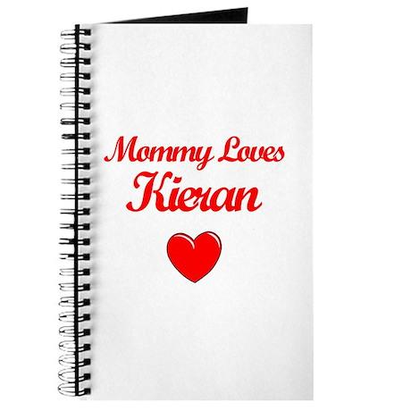 Mommy Loves Kieran Journal