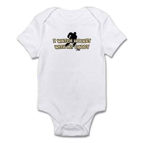 Dallas Hockey Daddy Infant Bodysuit